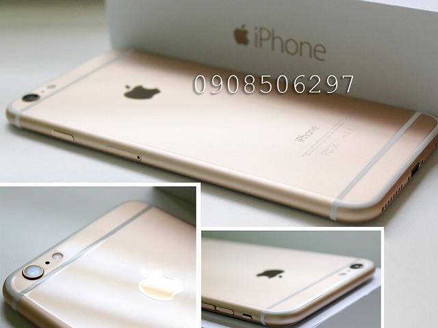 IPHONE 6+ PLUS Quốc Tế 64gb GOLD (Hàng MỸ/LL/A) Like New FullBox - 3