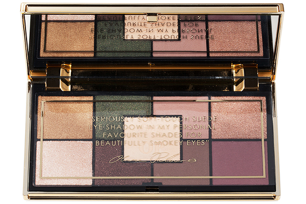 Olivia Palermo x Ciaté London Smokey Suede Eye Palette Review, Photos and Swatches