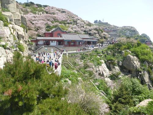 CH-Mont Taishan-Sommet 1-Porte céleste du Sud (8)