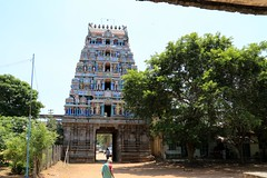 22.Rajagopuram from inside