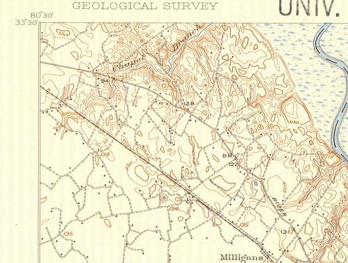 Santee 1 Map