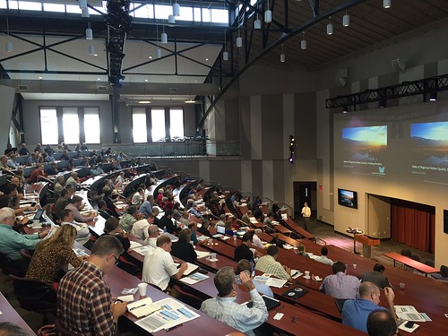 More than 200 attendees at the first ever EPA-USDA National Workshop on Water Quality Markets