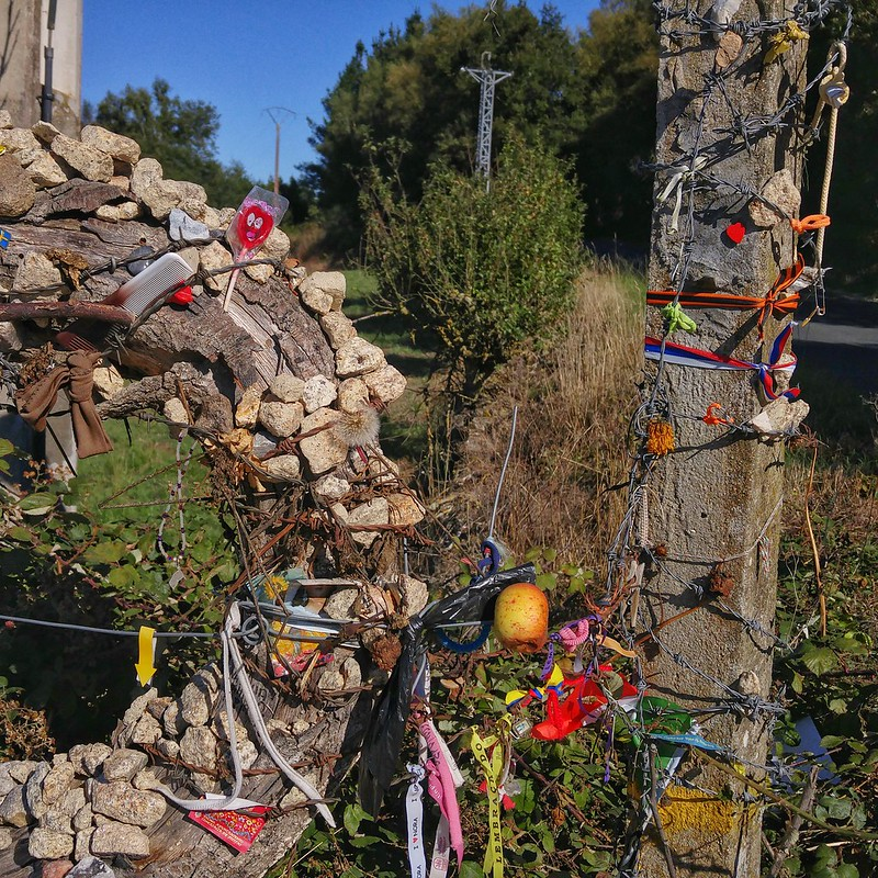 Mementos on the Camino