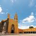 Iglesia de San Andres, Cholula. Puebla. Mexico