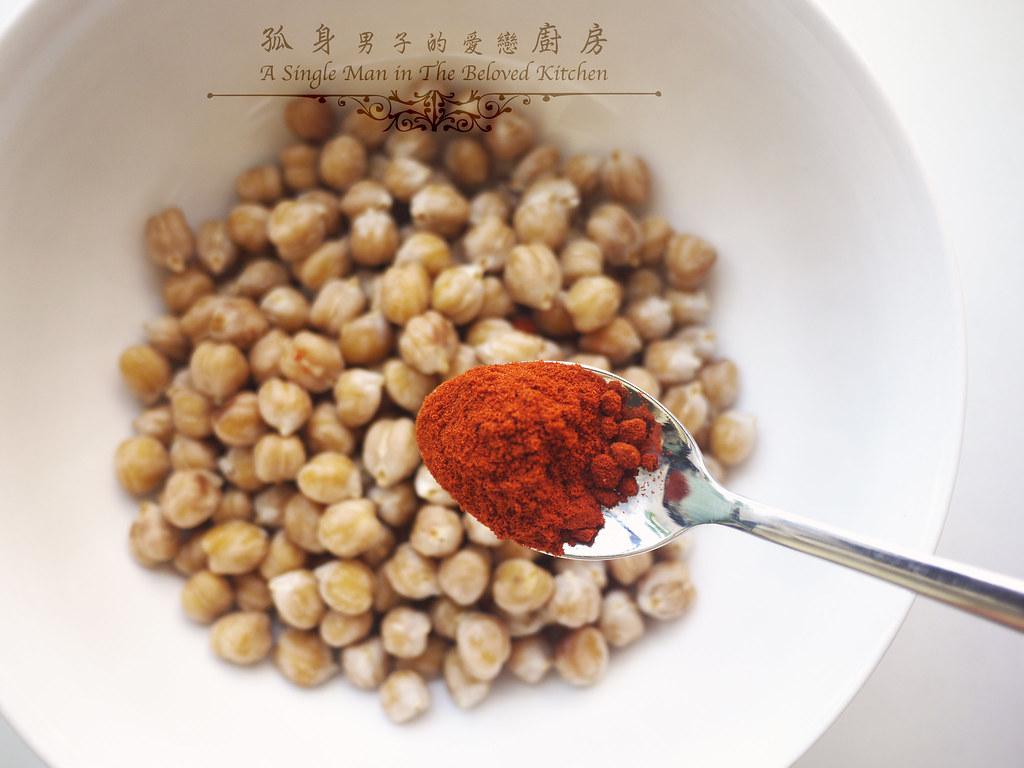 孤身廚房-香料煙燻鹽烤鷹嘴豆7