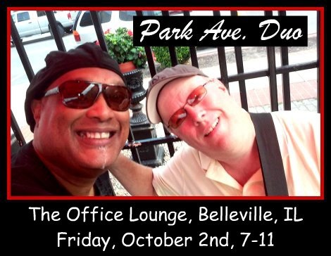 Park Ave. Duo 10-2-15