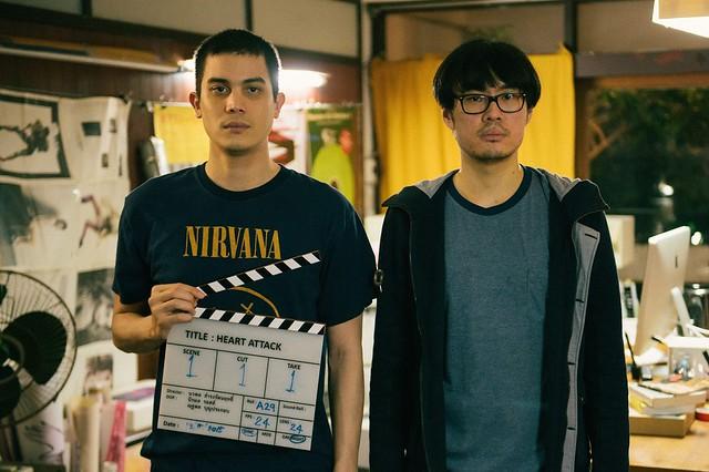 Thai Movie Freelance Heart Attack