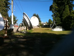 Communications technology in Powell River