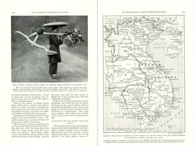 NATIONAL GEOGRAPHIC Magazine October 1935 (3)