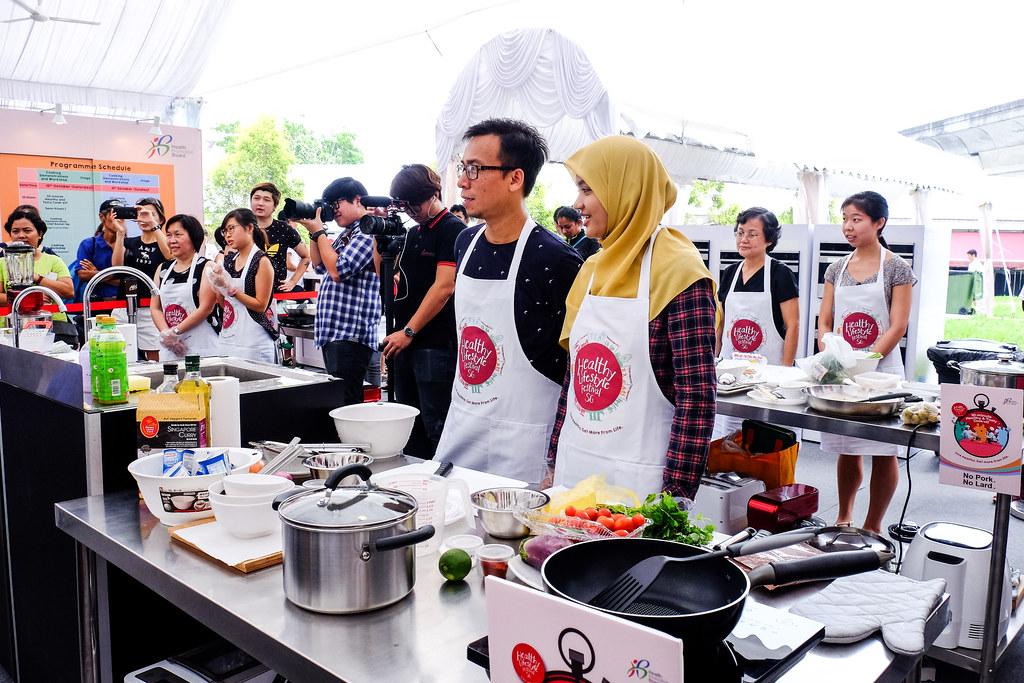 Healthy Lifestyle Festival SG