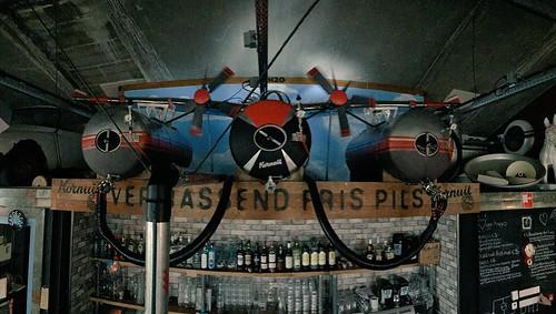 Grolsch Kornui vliegtuig bij Dkh2o havenlwartier Deventer