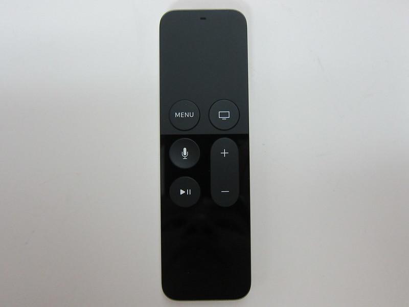 Apple TV (4th Generation) - Siri Remote - Front
