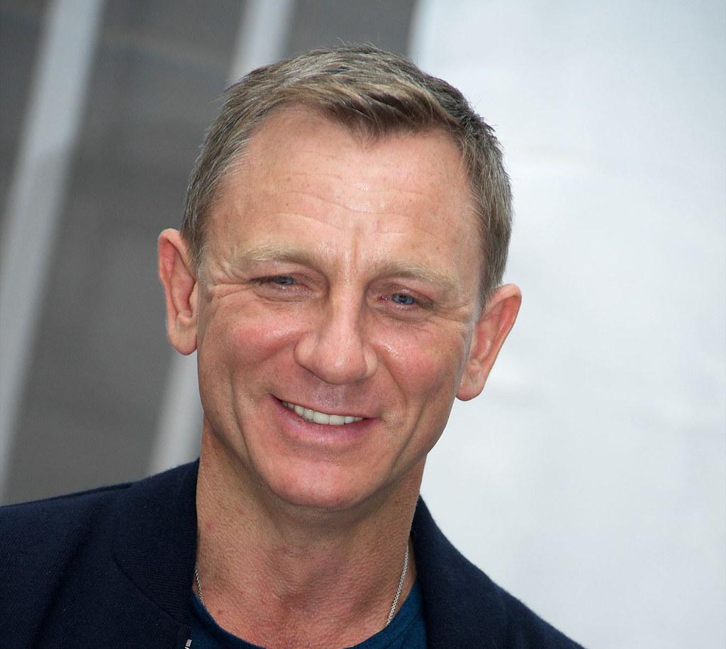 Дэниел Крэйг — Пресс-конференция «007: СПЕКТР» 2015 – 7