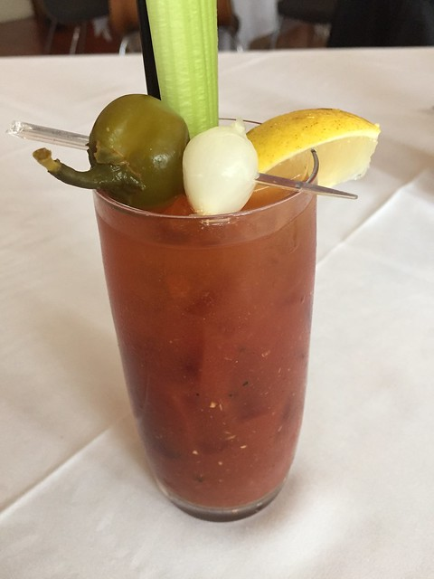 Spicy Bloody Mary - Redd