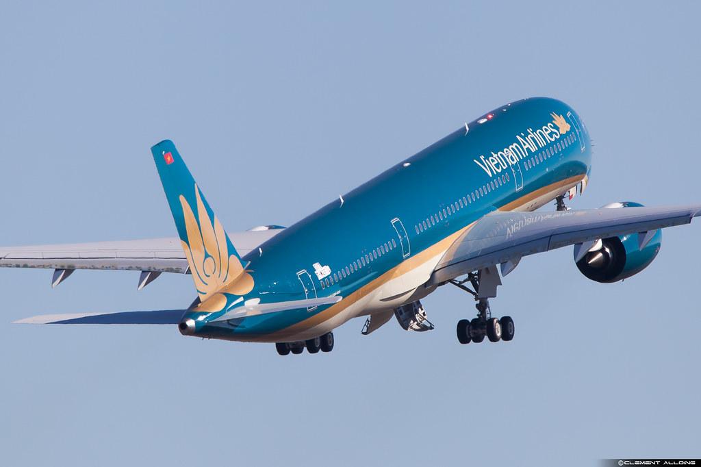 VN-A889 - A359 - Vietnam Airlines