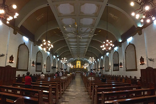 San Fernando City - St. William Cathedral mass