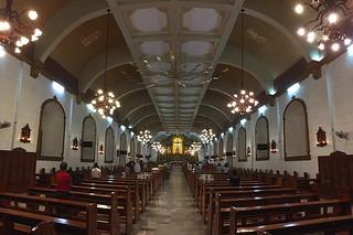 San Fernando City - St. William Cathedral mass