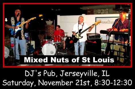 Mixed Nuts of St. Louis 11-21-15