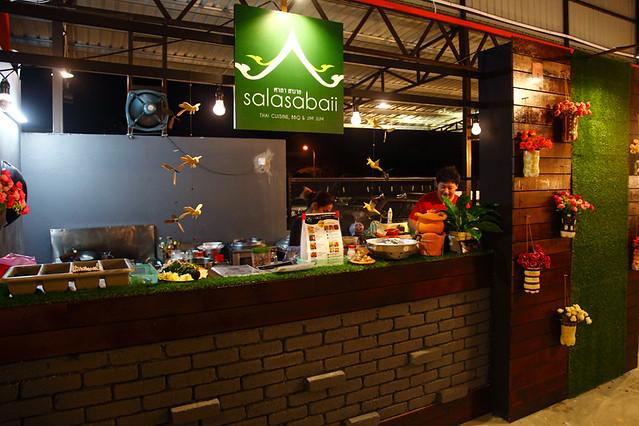 Salasabaii Thai BBQ Food Stall