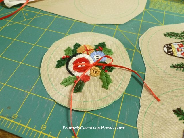 Stitching Ornaments Week 9 - 8