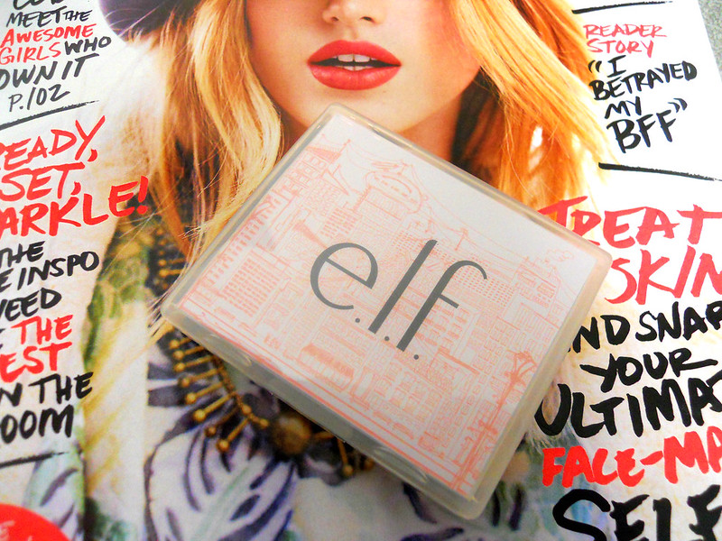 e.l.f. PlayBeautifully Box Haul November 2