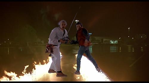 Back to the Future - screenshot 3
