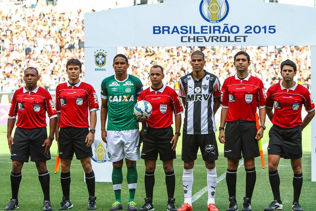 Atlético x Chapecoense 06.12.2015 - Campeonato Brasileiro A  2015