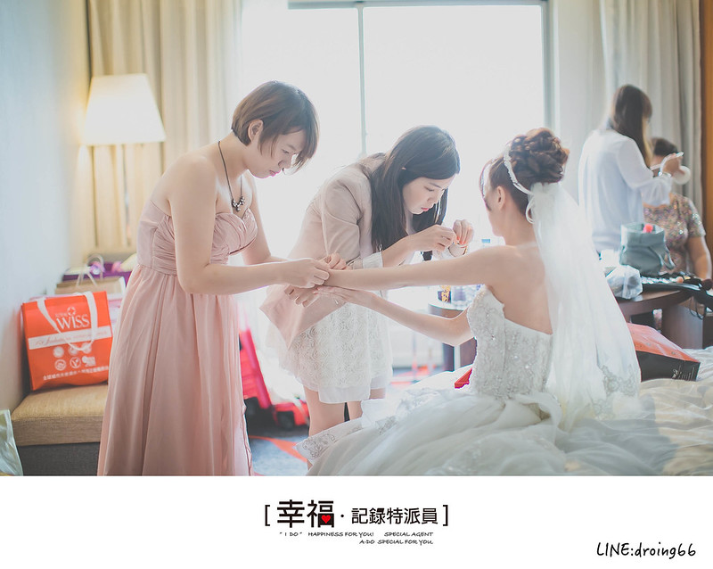 『婚禮記錄』 美麗人生   新竹芙珞麗