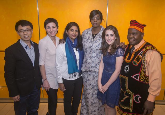 2015 Johnson & Johnson Global Health Reporting Awards