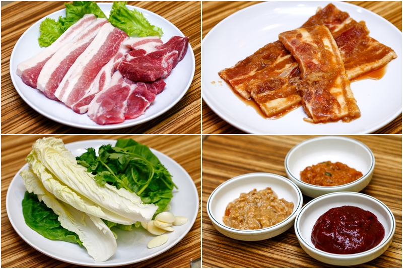San Nae Deul Noonsaram Korean BBQ Buffet