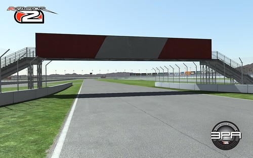 rF2 Apple Valley Speedway