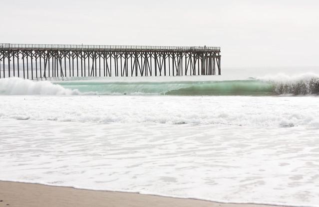 Small love & big sea makes waves