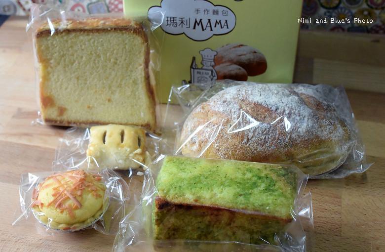 瑪利mama手作麵包08