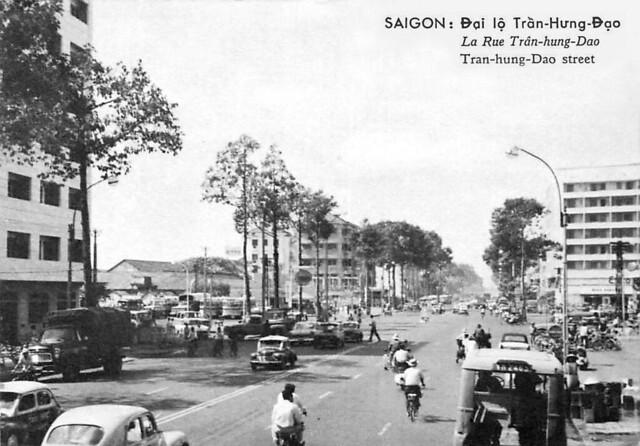 Saigon - Đại lộ Trần Hưng Đạo