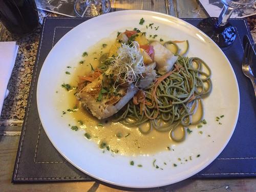 Punta Arenas: du merlu pour Mister J.