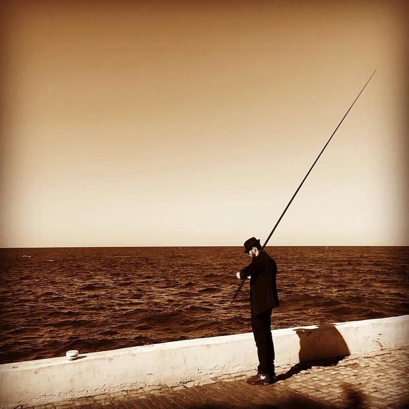 #fisherman #ig_captures #ig_fishing #fishing #balıkçı #balıkçılık #gununkaresi #fotografheryerde #objektifimden #instagram #ig_worldclub #ig_masterpiece #instasize