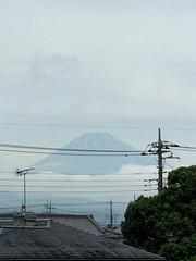 Mt.Fuji 富士山 6/20/2016