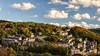 Autumnal Hebden Hillside