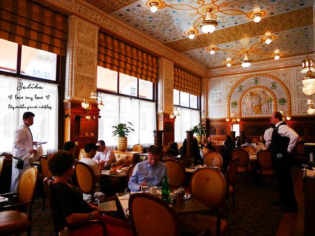 布拉格Cafe Imperial 帝國咖啡館 世界最美十大咖啡館 (33)