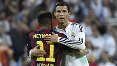 DUPLA PERFEITA - Cristiano Ronaldo com os gols e Neymar com os dribles, rodada na Europa teve clássicos quente, confira...
