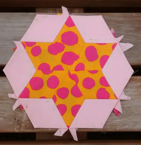 Hexagon star #8