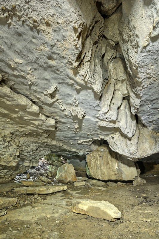 Spouting Dome Cave, Cumberland County, Tennessee 3