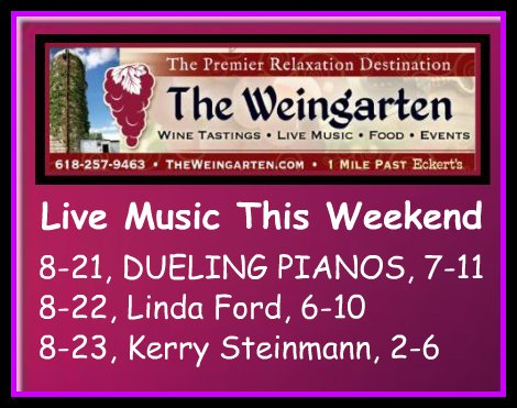 The Weingarten 8-21 thru 8-23-15