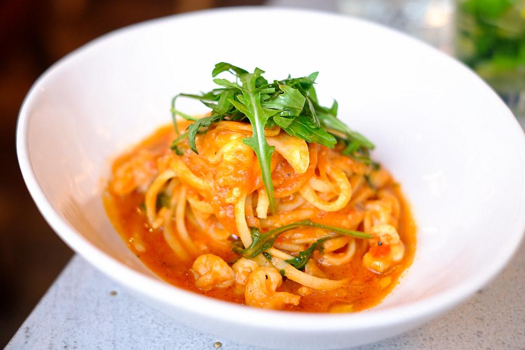 Jamie's Italian by Jamie Oliver's虾语汇