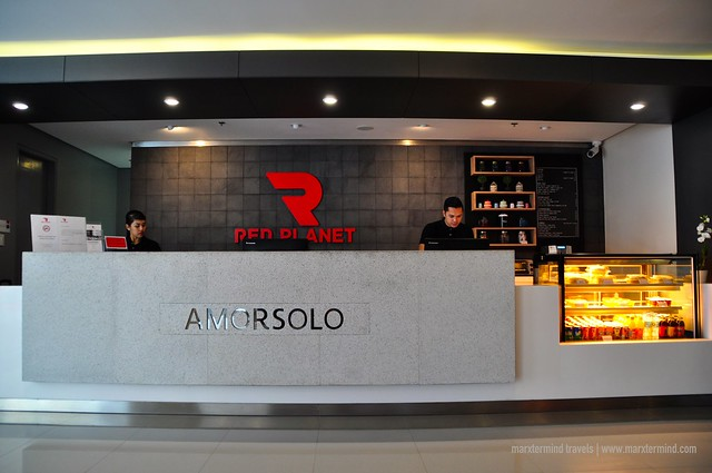 Front-desk Red Planet Amorsolo