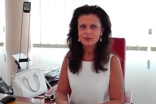 Noicattaro. Il Commissario Prefettizio, dott.ssa Rosa Maria Padovano front