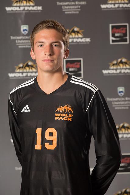 Tru Online Courses >> Men's Soccer Roster: WolfPack Athletics, Thompson Rivers University