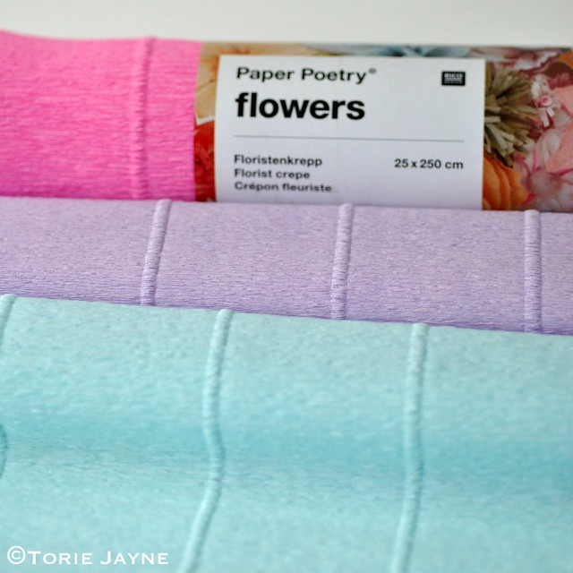 Rico Paper Poetry Florist crepe paper