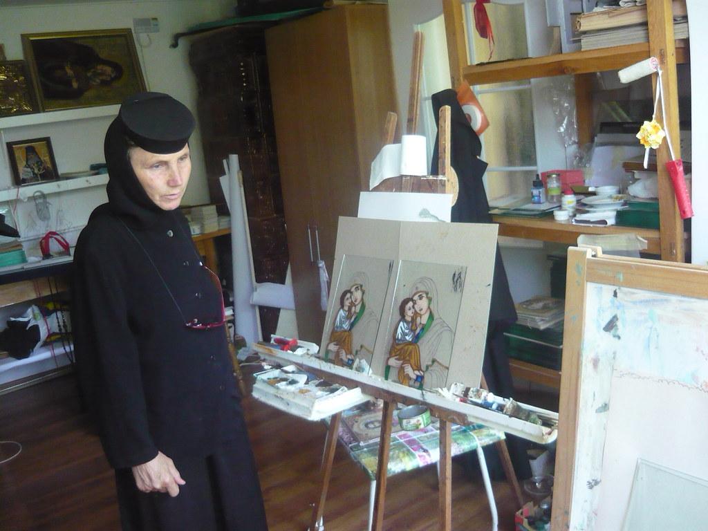 Nicolae_Grigorescu_Manastirea_Zamfira (9)
