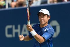 2015 US Open Tennis - Qualies - Yoshihito Nishioka (JPN) [23] def. Daniel Nguyen (USA)